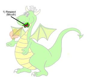 Dave the Dragon Respect