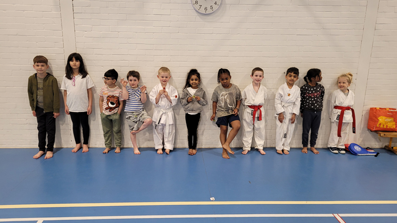 Luton Karate Beginners